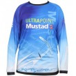 Тениска с UV защита 30 фактор Mustad Day Perfect Blue