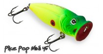 Воблери Strike Pro Pike Pop Mini SH-002B